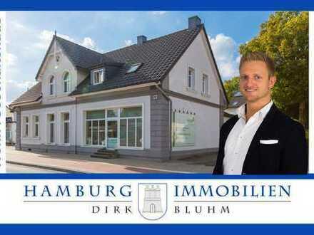 Wohn- und Geschäftshaus mit ca. 141 m² Gewerbe- und ca. 230 m² Wohnfläche in 22145 Hamburg-Meiendorf