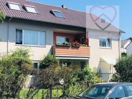 Familien aufgepasst! Schöne 5 ZKB mit 105qm, Balkon und EBK in Haunstetten!