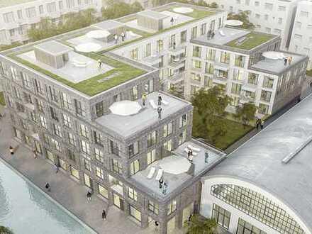 2-Zimmer-Eigentumswohnung in Top-Lage direkt an der Donau und nahe der Altstadt