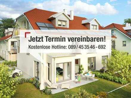 Aufgepasst: Nur noch drei Doppelhaushälften in diesem Projekt verfügbar! 360° Rundgang
