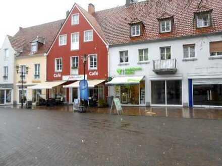 Schönes kleines Ladenlokal im Zentrum von Borken zu vermieten