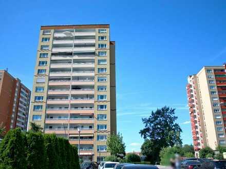 Über den Dächern von Heppenheim... 3-Zimmer-Eigentumswohnung