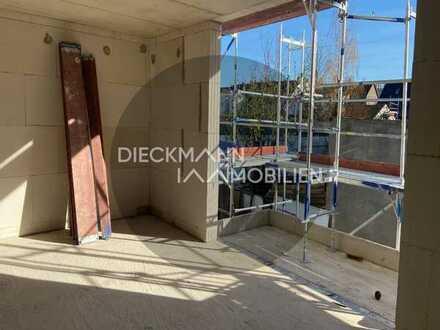 Provisionsfrei! Inmitten der City! ca. 59,61 m² Neubauwohnung mit Balkon!