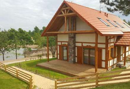 Hochwertig erstelltes Ferienhaus ! Genießen Sie die Vorzüge einer sicheren Kapitalanlage.