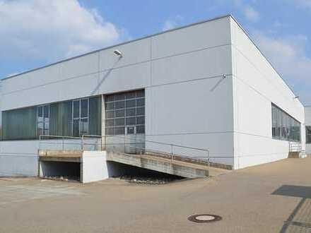 Halle für Produktion, Lager und Versand (1640m²) bei Aalen