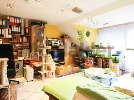Gemütliche 3,5-Zimmer-Maisonette mit Sonnenbalkon in zentraler Lage