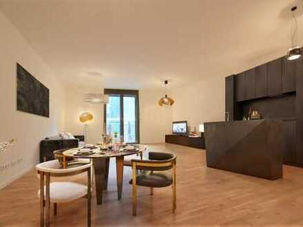 ImmoVerk offers:  Furnished 2-room apartment in the historically reconstructed DomRömer district