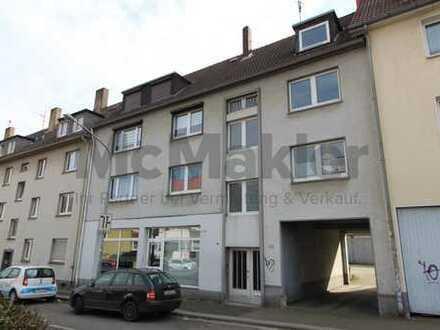 +++ Starke Anlageimmobilie +++ Mehrfamilienhaus mit 2 Gewerbeeinheiten in Essen-Borbeck +++