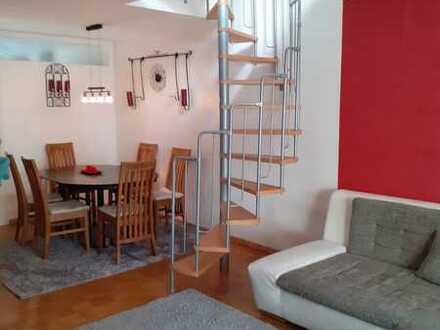 Sehr gepflegte, große Wohnung mit Garage, ruhig gelegen in Weinsberg