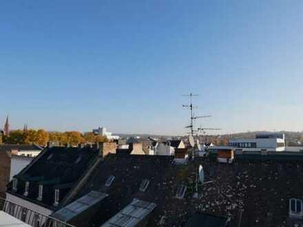 30qm² WG Zimmer über den Dächern von Wiesbaden