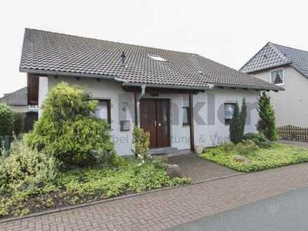 Attraktiver Fertighaus-Bungalow mit Terrasse und Garten in Kamen!