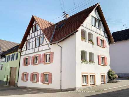 RESERVIERT - Zwei vermietete Eigentumswohnungen zur Kapitalanlage in Bahlingen