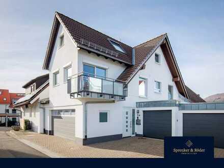 Großzügiges Einfamilienhaus mit Garage