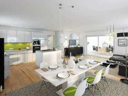 Exklusives 3-Zimmer Penthouse mit stilvoller Dachterrasse (WE 30)