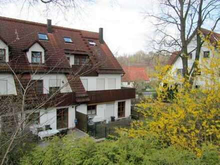 Gepflegte 4-Zimmer-Wohnung mit Terrasse in Diedorf-Biburg