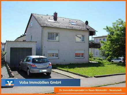 Möckmühl - Zweifamilienhaus in ruhiger Wohnlage