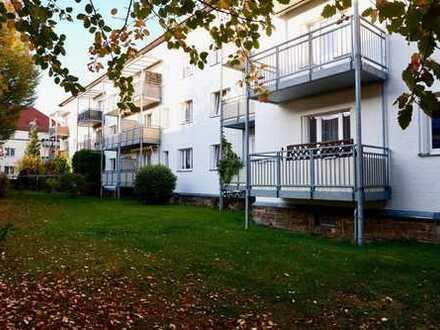 Vermietete, moderne und sehr gepflegte 2-Raumwohnung mit Balkon!