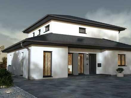 Wohnen mit Flair im mediteranen Baustil in Bad Saulgau