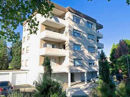 Helle Penthouse-Wohnung * 4 Zi. * Garage * Küche