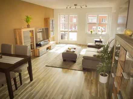 Schöne 4-Zimmer Wohnung in Wolfenbüttel in idyllischer und citynaher Lage