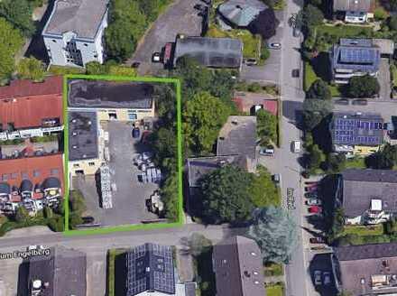 """""""ENGELBERGHOF"""": EG-Flächen im Vordergebäude des Neubauprojekts in Merzhausen"""