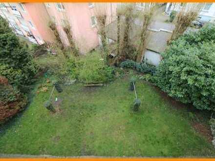 ** Kernsanierte 3- Zimmerwohnung mit Gartennutzung in zentraler Lage von Bottrop **