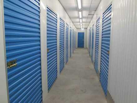 1 bis 14 m² Lagerabteil im neuen Lagerhostel in Flensburg Weiche
