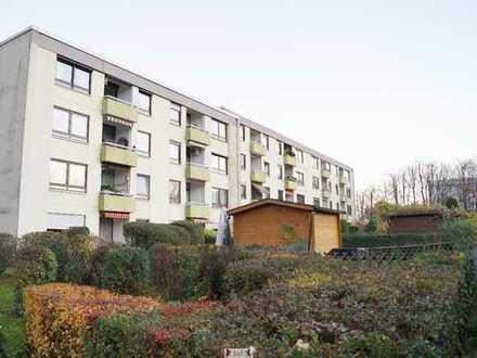 Gut geschnittene Familienwohnung mit Balkon in gepflegtem Wohnumfeld