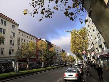 Badstraße - exponierte Lauflage