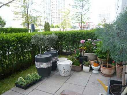 Gartenwohnung in Arnulfpark provisionsfrei zum Verkauf