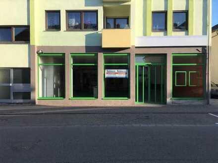 Großzügige Ladenfläche in 1A-Lage von Bürstadt