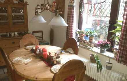 Weidenthal/DÜW 3ZKB-Whg mit EBK, Freisitz, Abstellräumen und Gartenmitbenutzung