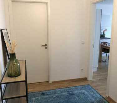Gemütliche 2-Zimmerwohnung im Neubau in direkter Innenstadtlage