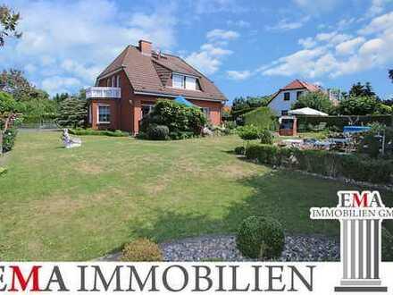 Einfamilienhaus auf großem und sonnigen Gartengrundstück