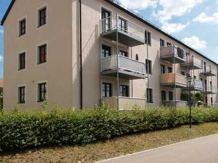 2-Zimmer-Wohnung in Wiesau mit Balkon