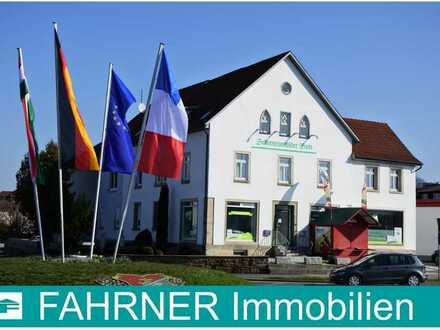 Gewerbe.- und Wohnobjekt am Stadtrand in Hechingen