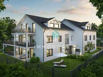 "IMMODOCS: Dachgeschoss Traum KFW 55 ETW Nr. 7 ""LIA"" - Stadtnah - Stilvoll - 4 ZKB"