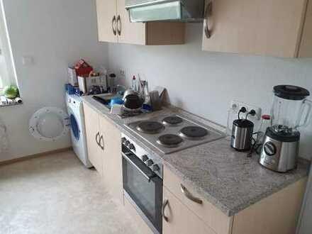 Teilmöblierte 3-Zimmer-Wohnung in Hochschulnähe (WG geeignet)