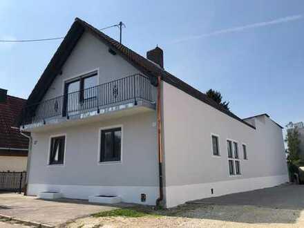 Wolnzach, Einfamilienhaus in ruhiger Lage mit Doppelgarage
