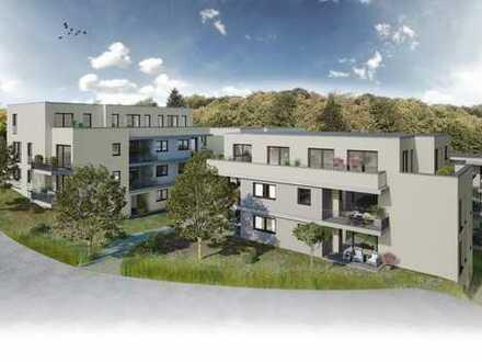 Staffelgeschosswohnung in Biebertal - Neubau!
