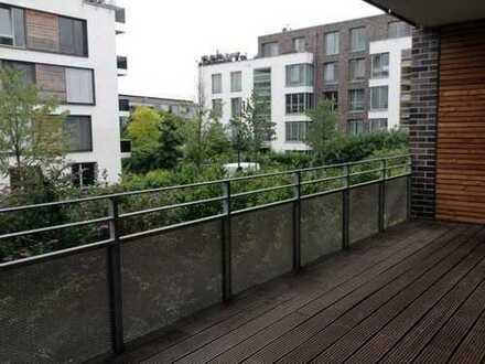 Exklusive Wohnung in gesuchter Lage mit XXL-Balkon
