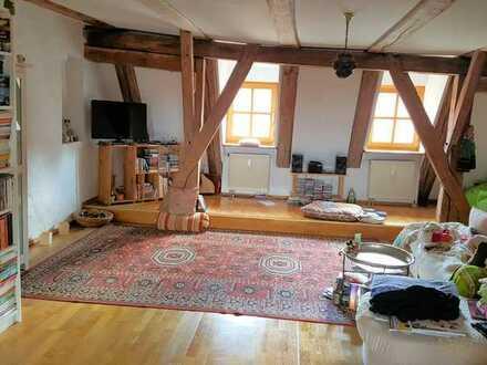 Sehr schöne, geräumige 3-Zimmer Maisonette-Wohnung im Herzen Kaufbeurens, Kaufbeuren (Kernstadt)