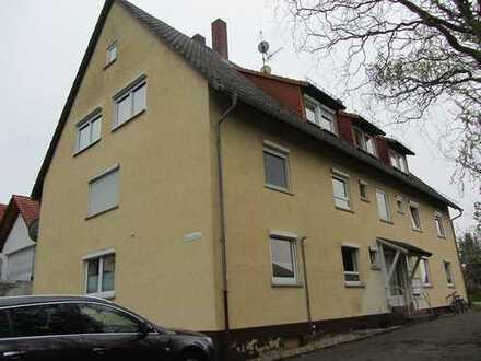 Gut vermietete 2 Zi.-ETW in Aglasterhausen -nur für Kapitalanleger