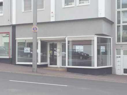 Ladenlokal erweiterbar in Pirmasens an gut frequentierter Straße