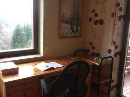 WG Zimmer 30qm voll möbliert mit Balkon für 2 Personen in 69259 Wilhlmsfeld
