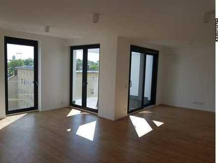 Traumhafte Penthouse - Wohnung über den Dächern von Augsburg