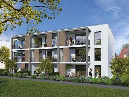 Helle 2-Zimmer-Wohnung in schöner Wohnanlage in Herbolzheim
