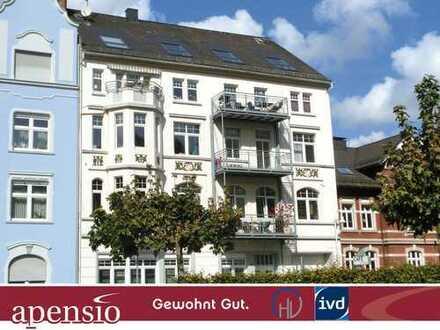 apensio -GEWOHNT GUT-: Die Belle Etage des Stadtpalais