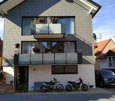 Schönes, modernes Haus mit drei Zimmern im Main-Tauber-Kreis, Külsheim