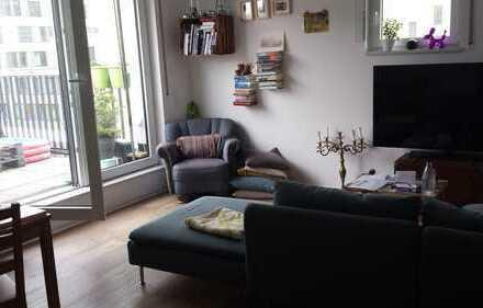 Stilvolle, geräumige 2-Zimmer-Wohnung mit Balkon in Ehrenfeld, Köln